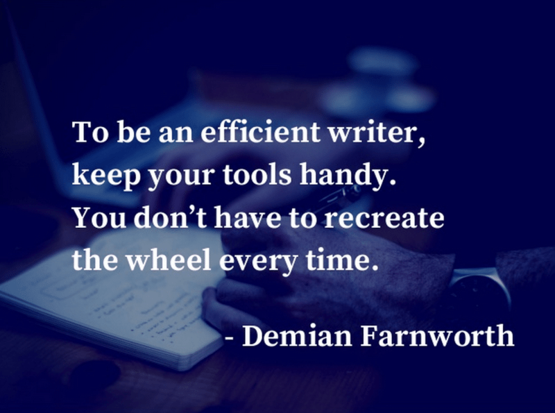 Demian Farnworth quote
