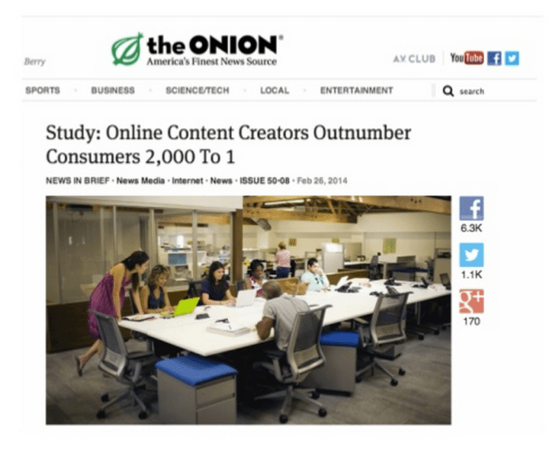 Onion headline