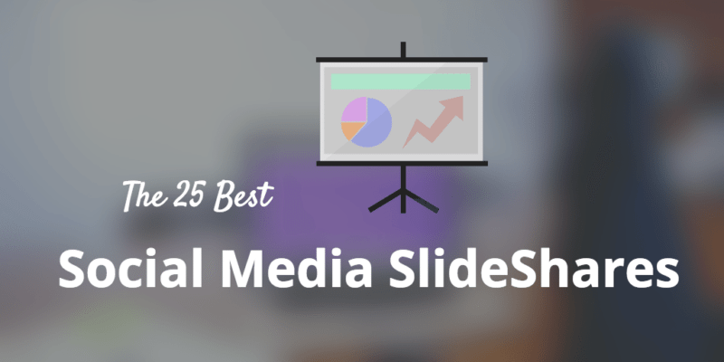 Social Media Slideshares