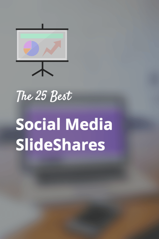 Social Media Slideshares best of
