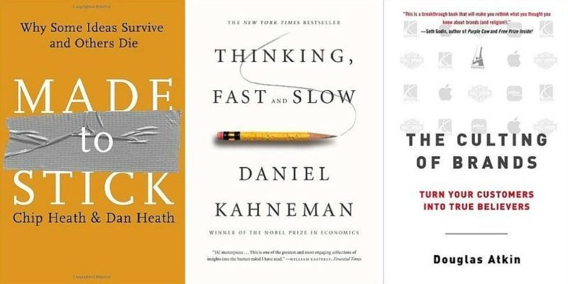 Books - neuroscience and marketing