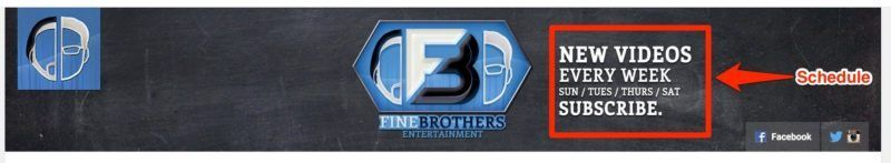 Fine Bros channel art