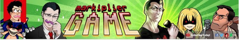 Markiplier Games Channel Art