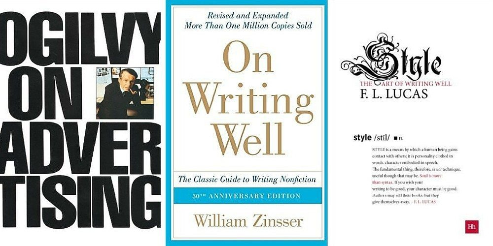 Writing books for marketers