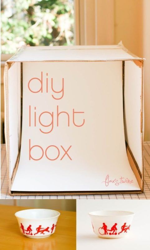 lightbox-diy