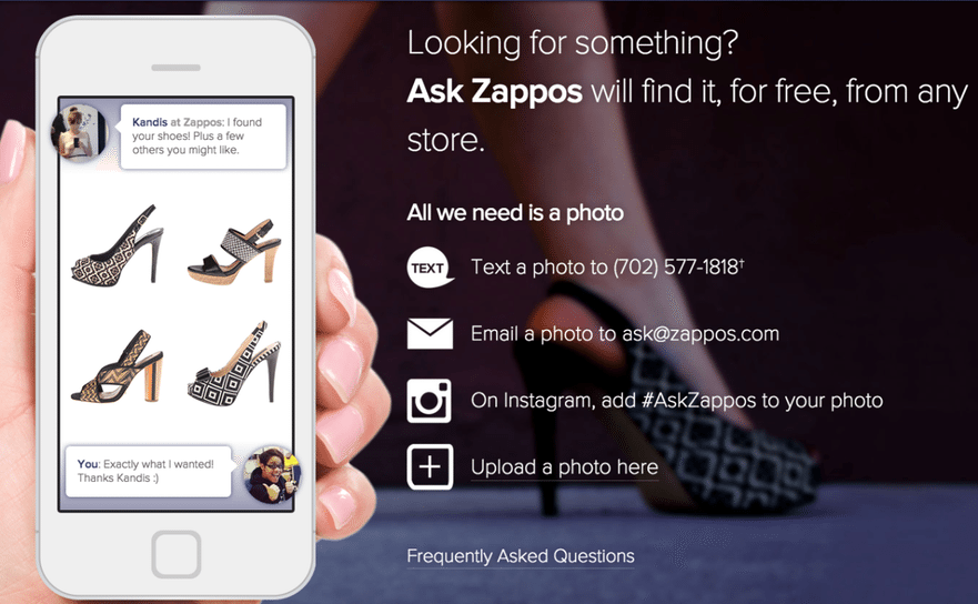 Ask Zappos