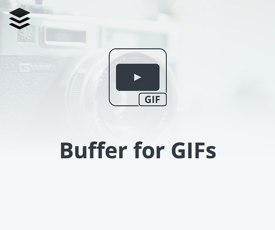 buffer for GIFs