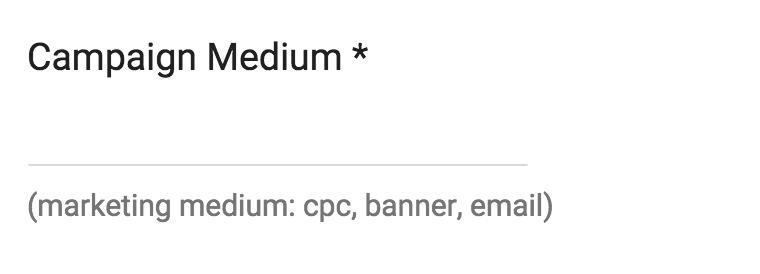 google-utm-medium