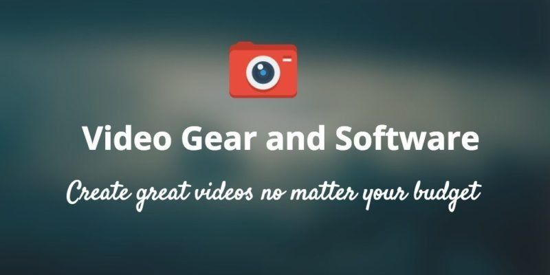 video gear article