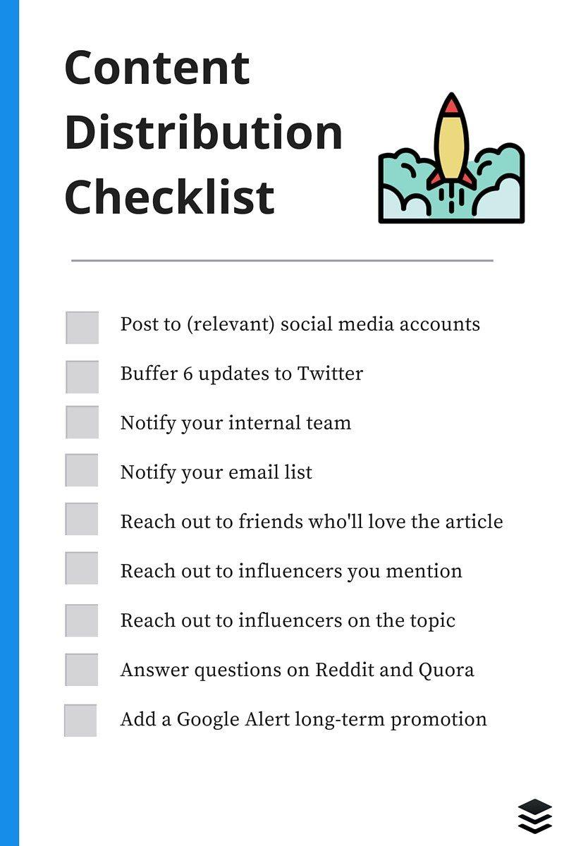 Content Distribution Checklist (1)