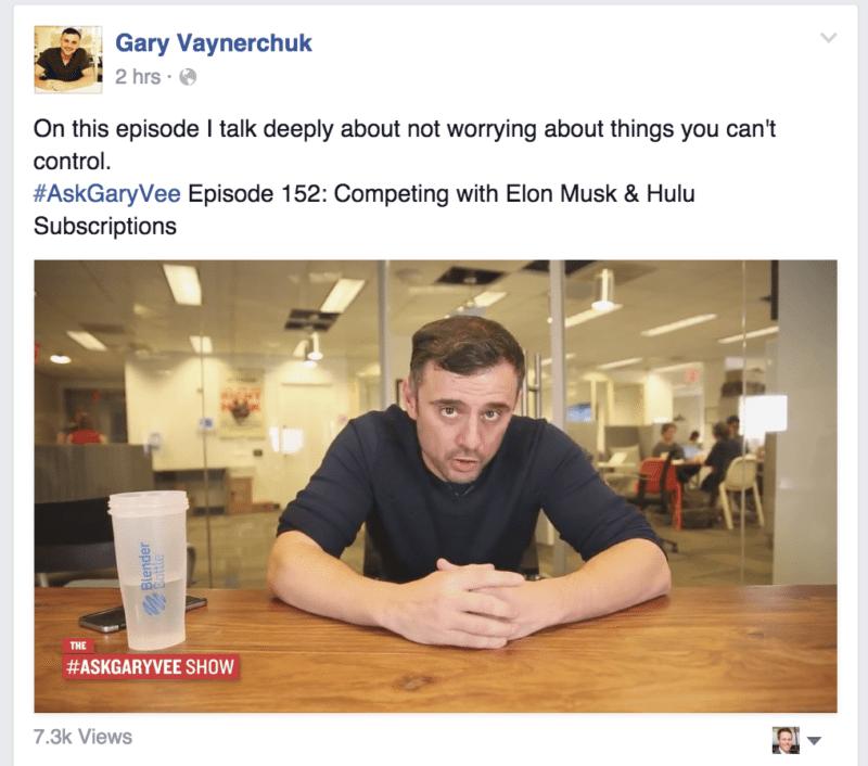 Gary Vee show