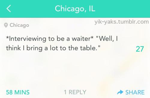 waiter pun