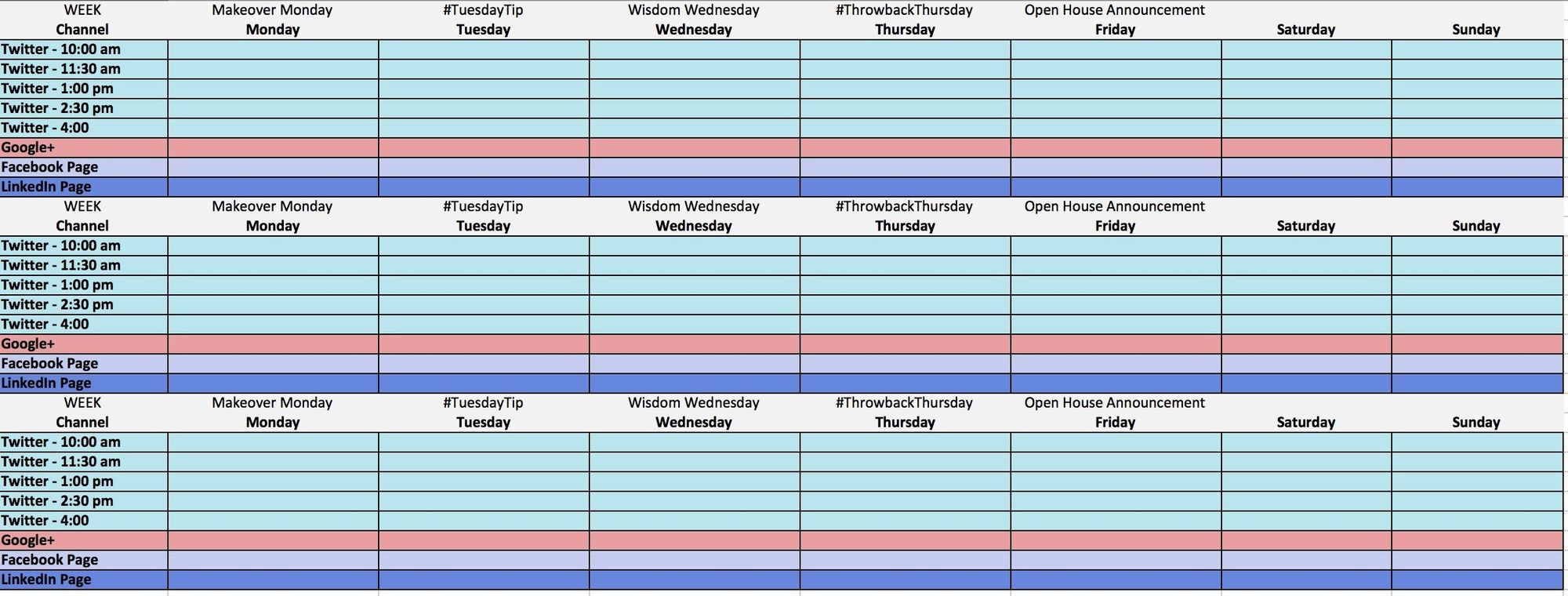 localvox weekly social media calendar-1