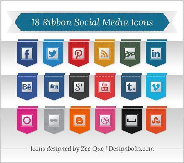 18-Free-Ribbon-Social-Media-Icons2