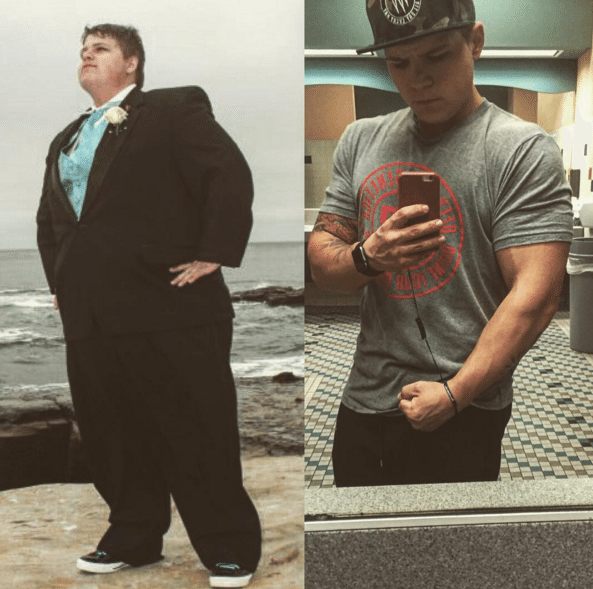 Obese to Beast social image