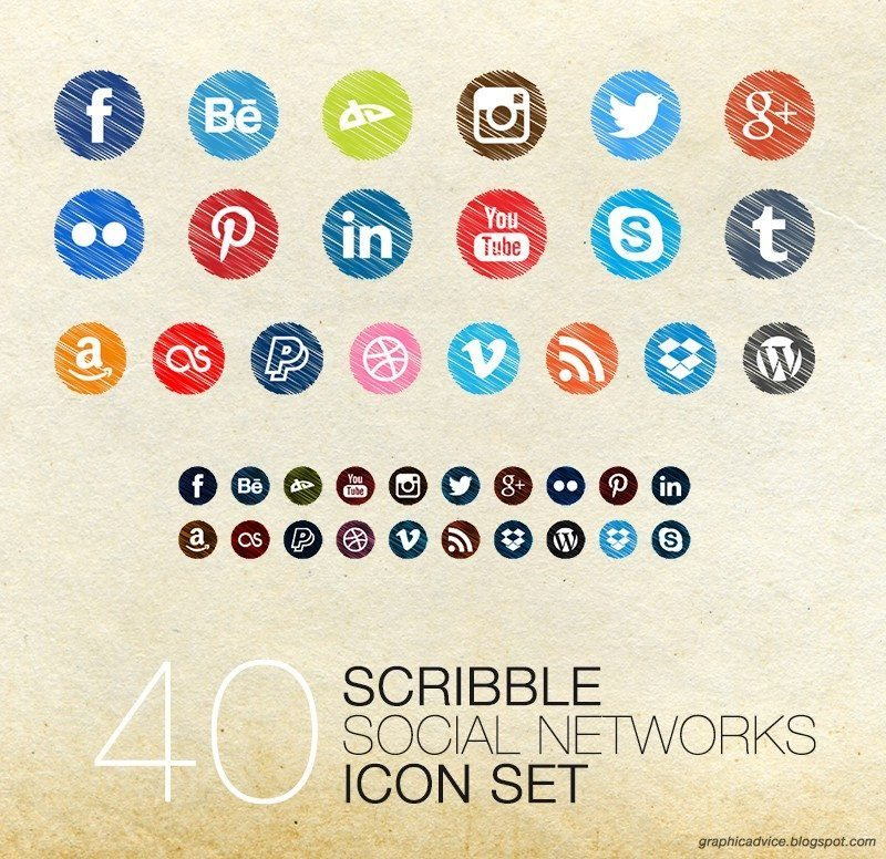 scribble_social_icons_by_mikymeg_by_mikymeg-d6ns2kq