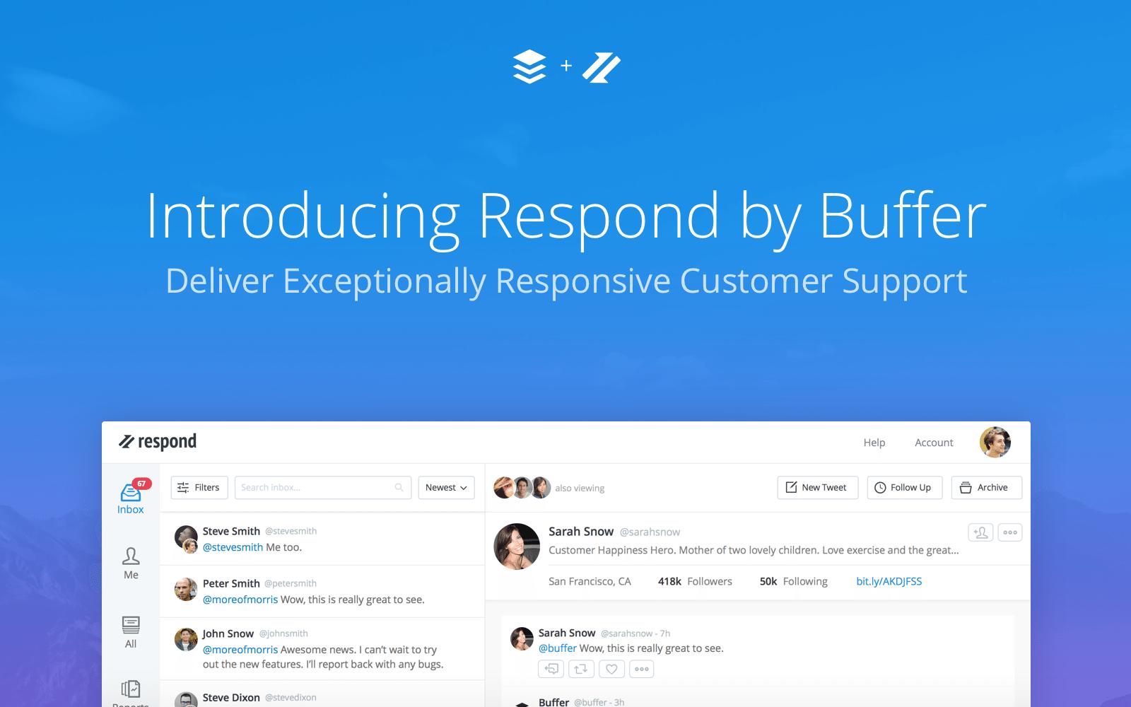 Respond public launch