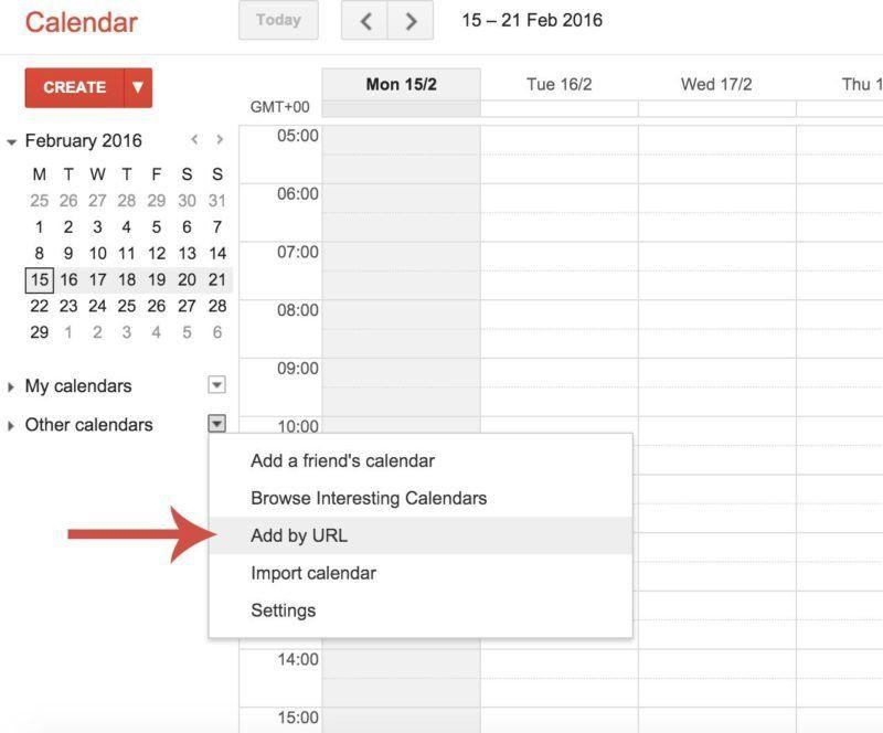 google-calendar