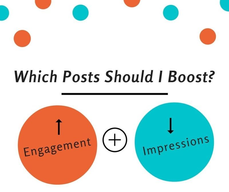 which posts should i boost