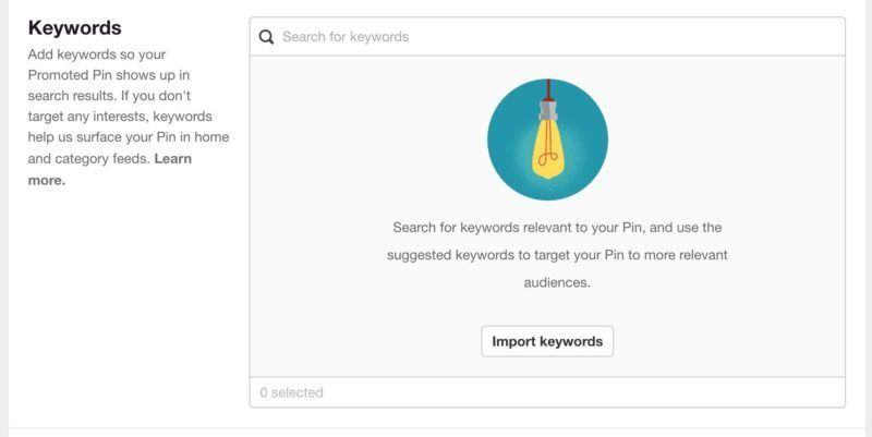 pinterest-keywords