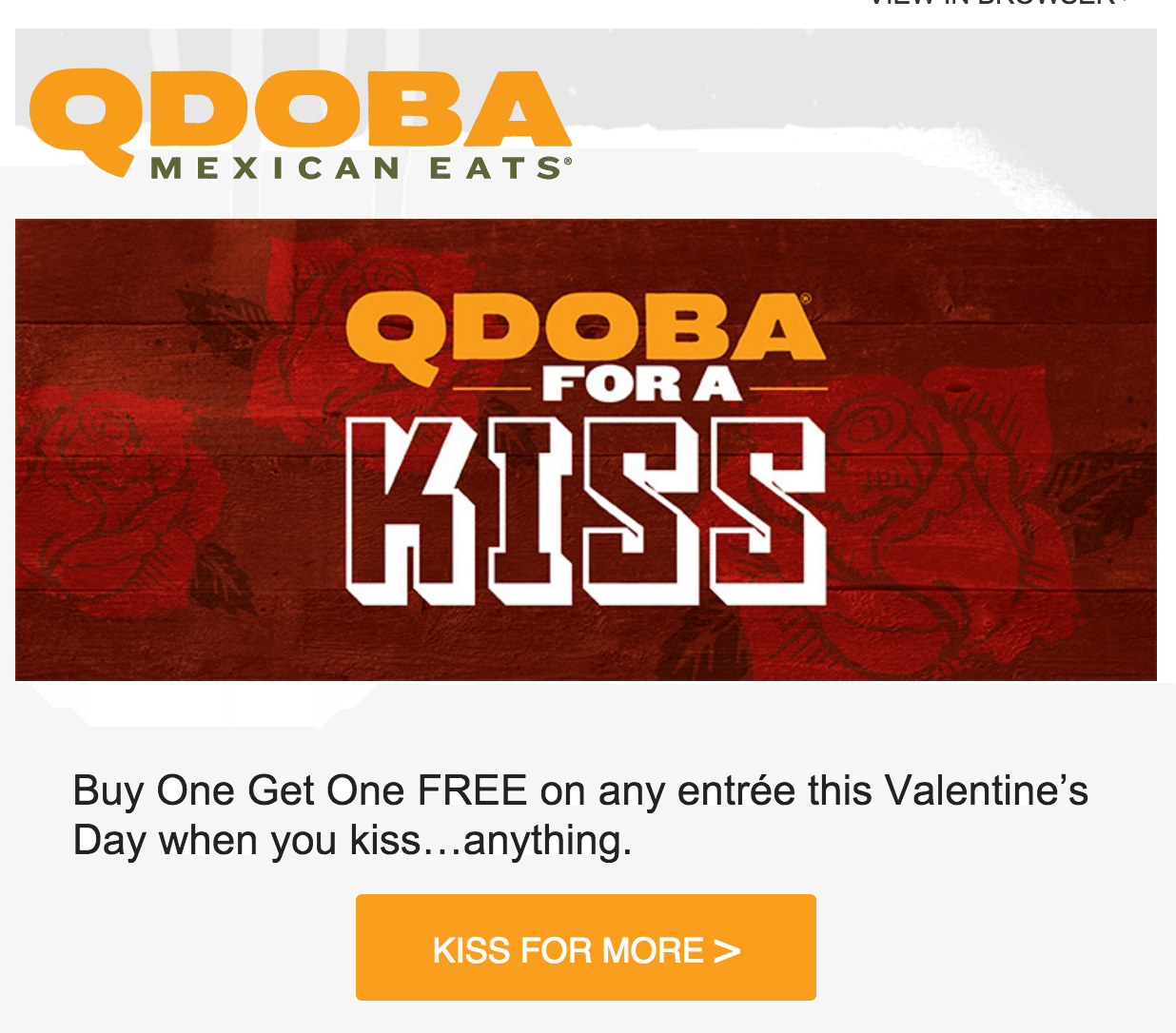 qdoba email example