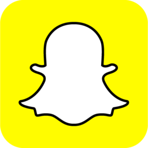 snapchat current logo