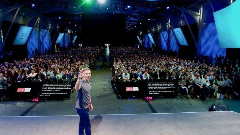 Facebook Live, Live API, Drone Live, Mark Zuckerberg