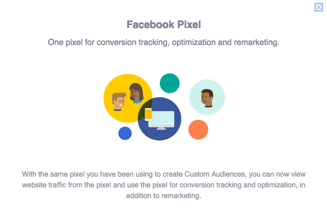 Facebook Pixel, facebook marketing features, facebook marketing