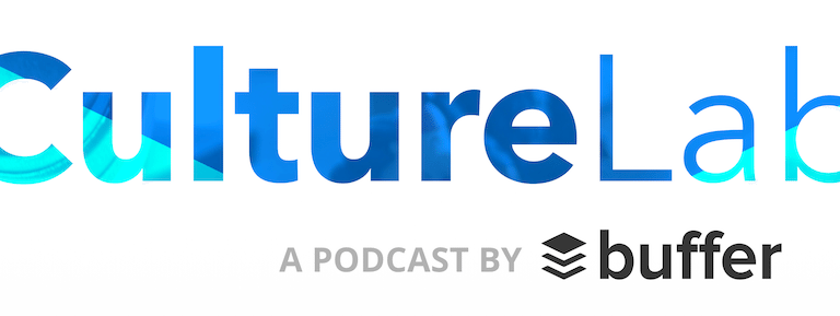 CultureLab Podcast by Buffer