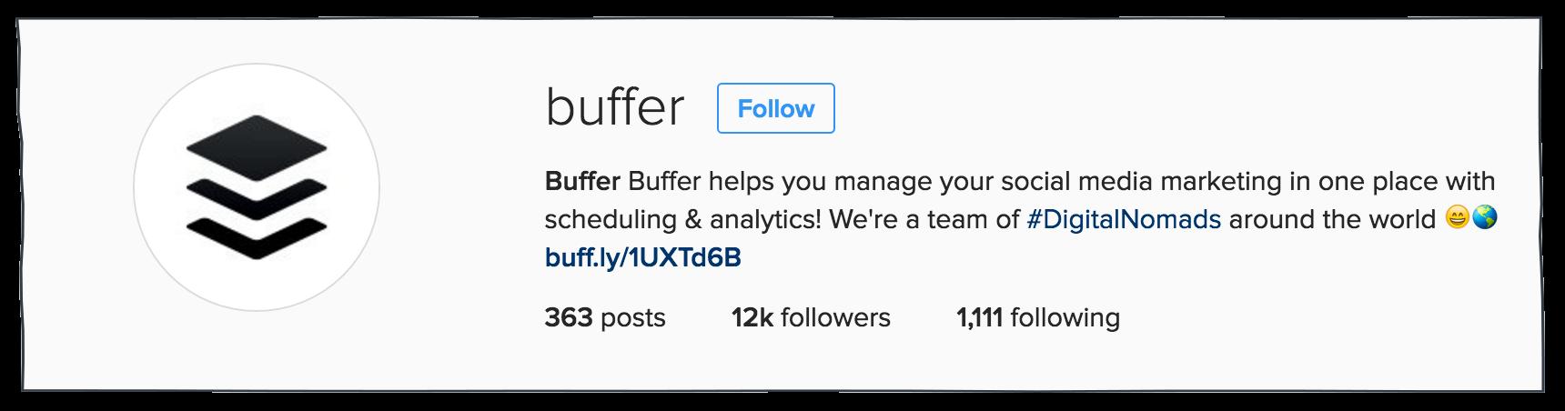 buffer-ig