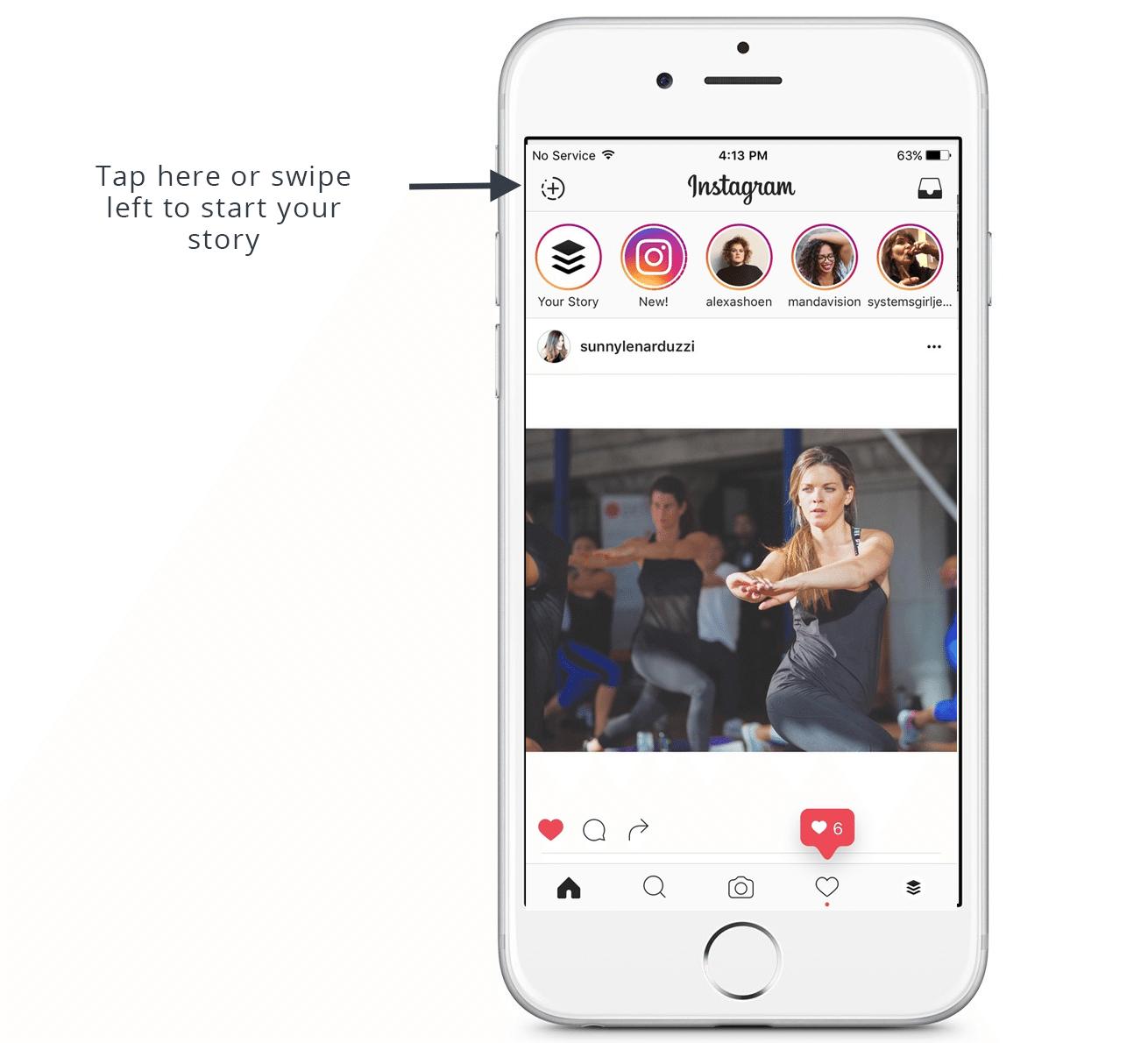 Instagram-stories-create
