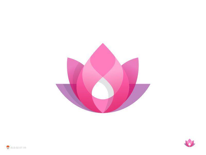 Pink Lotus - George Bokhua