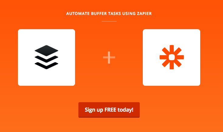 Zapier, IFTTT, Buffer, how to use buffer