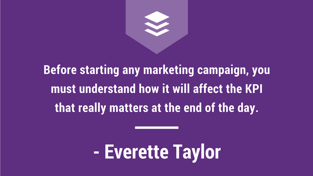 Everette Taylor on Social Media Marketing