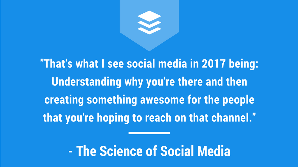 The Science of Social Media Bonus Episode