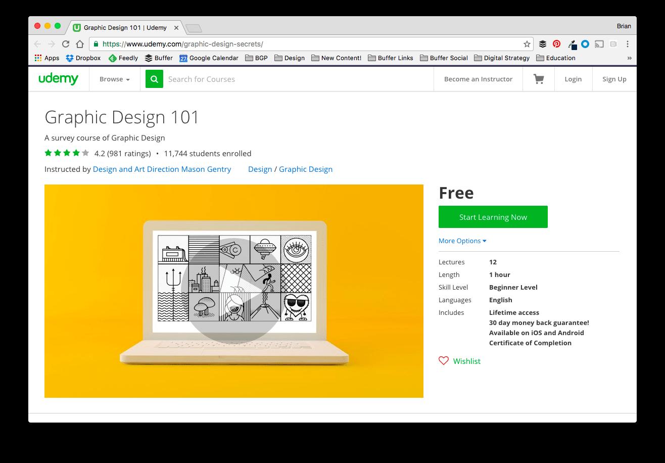 Graphic Design 101