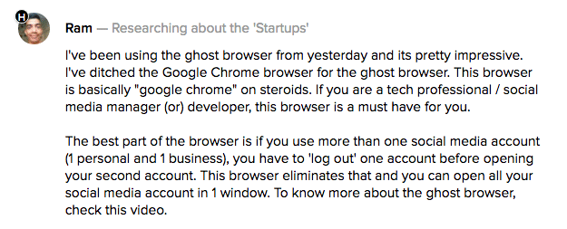 product-hunt-comment-on-ghost-browser