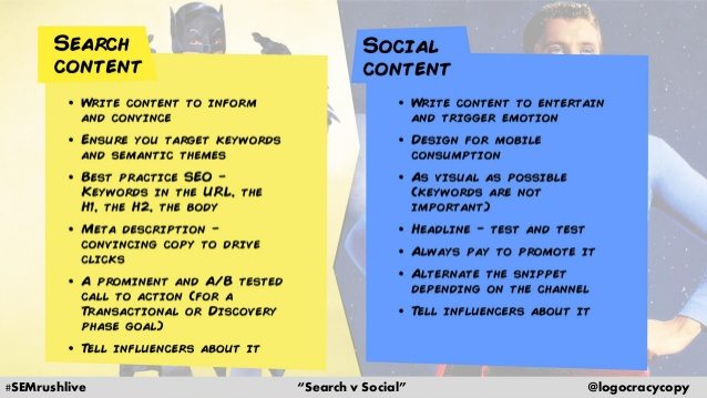 search-content-vs-social-content