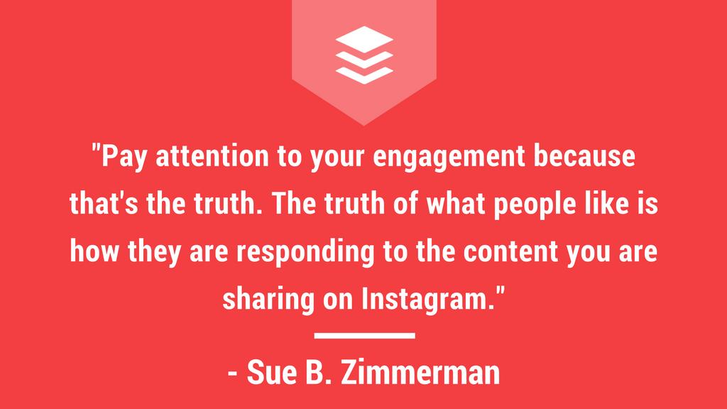 Sue B. Zimmerman - How to Grow Your Instagram Account