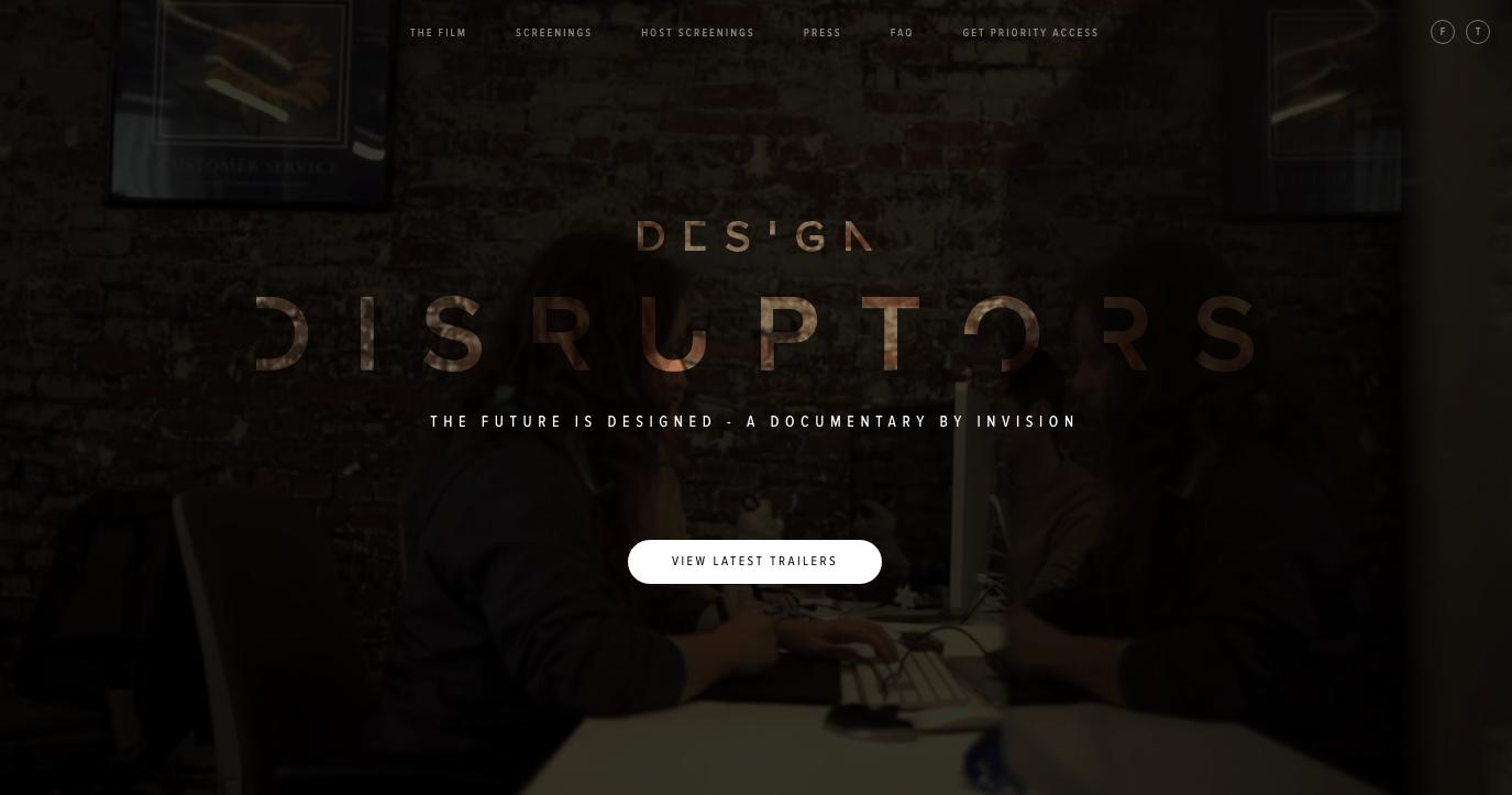 Clair Byrd: Design Disruptors
