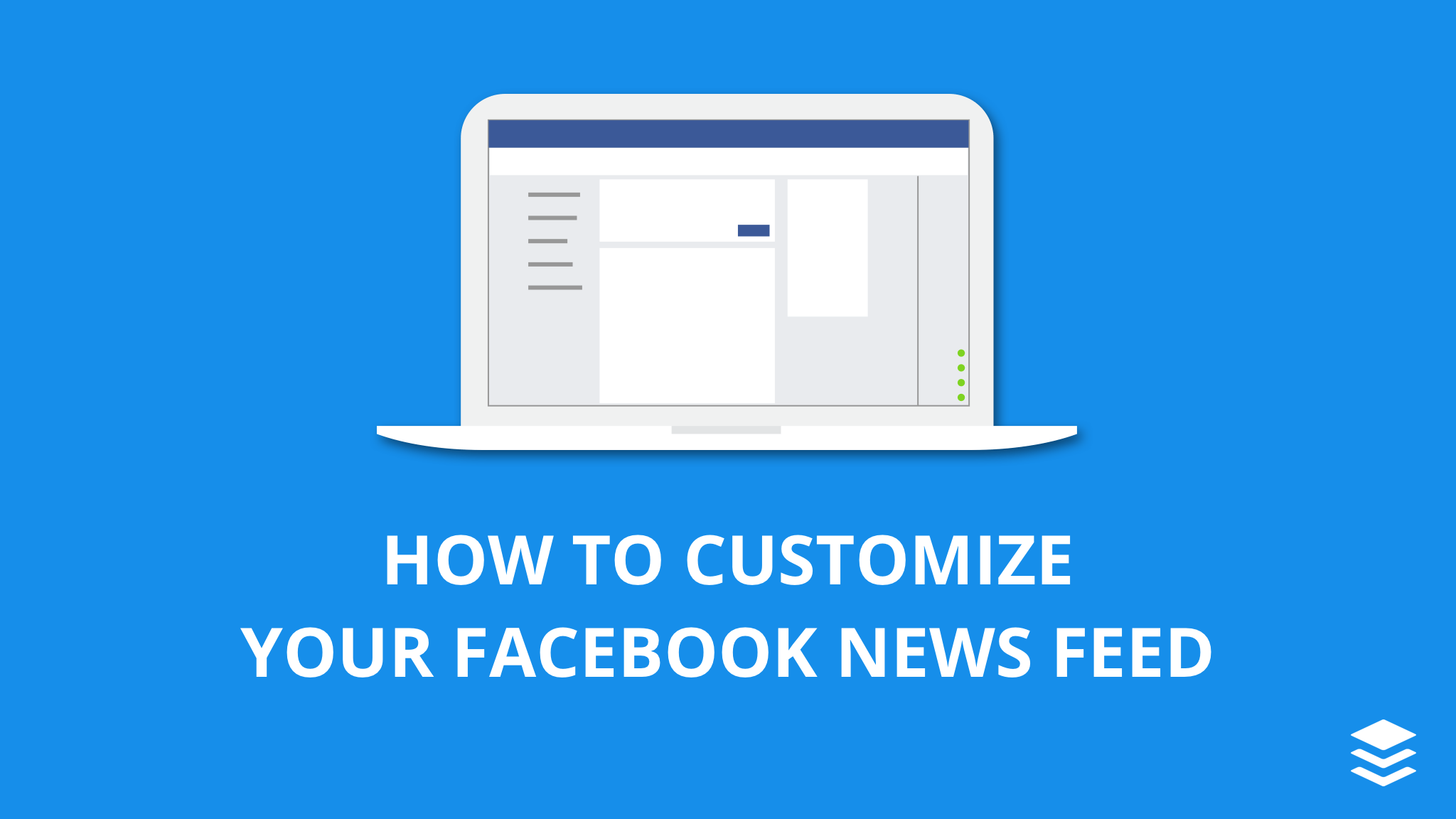 Customize your Facebook News Feed