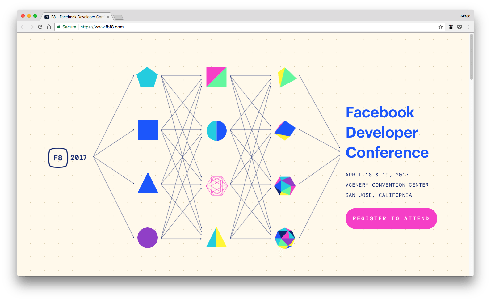 F8 Conference 2017