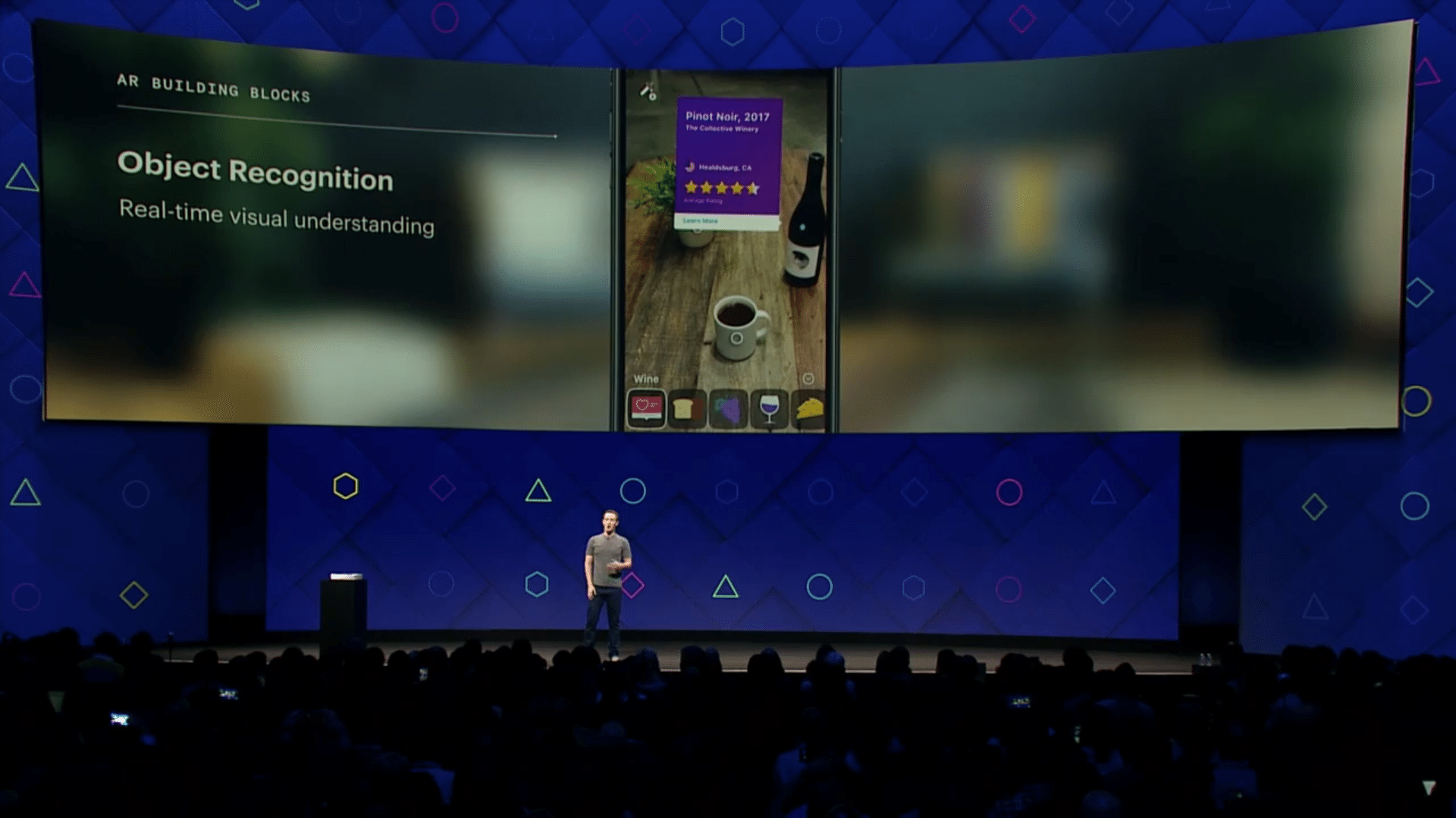 Facebook Augmented Reality AR