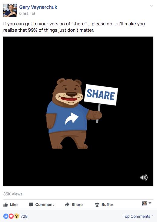 Share bear CTA