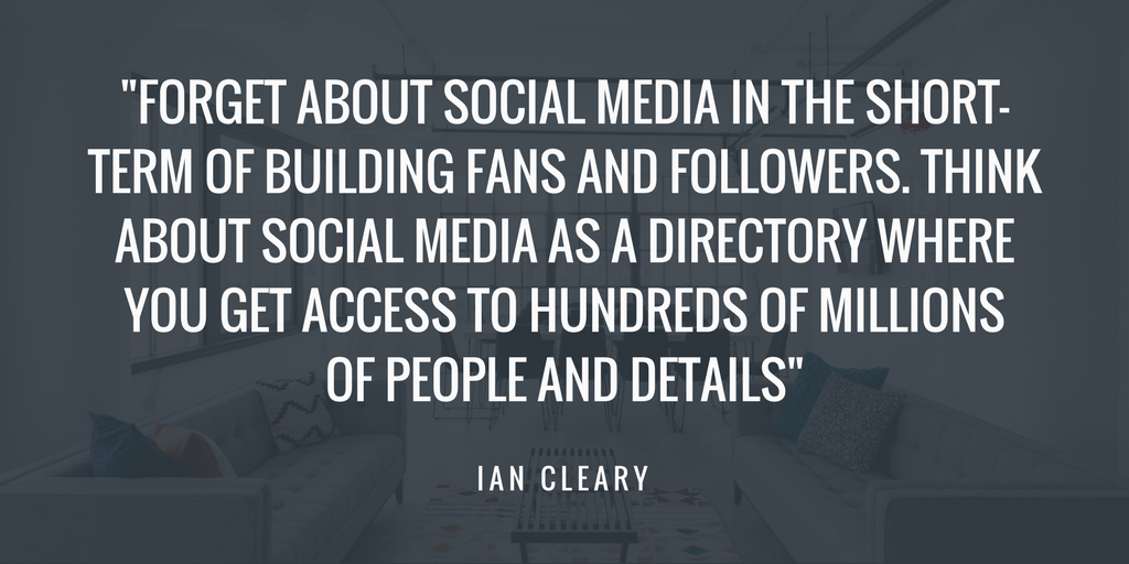 Ian Cleary Quote - Buffer Podcast