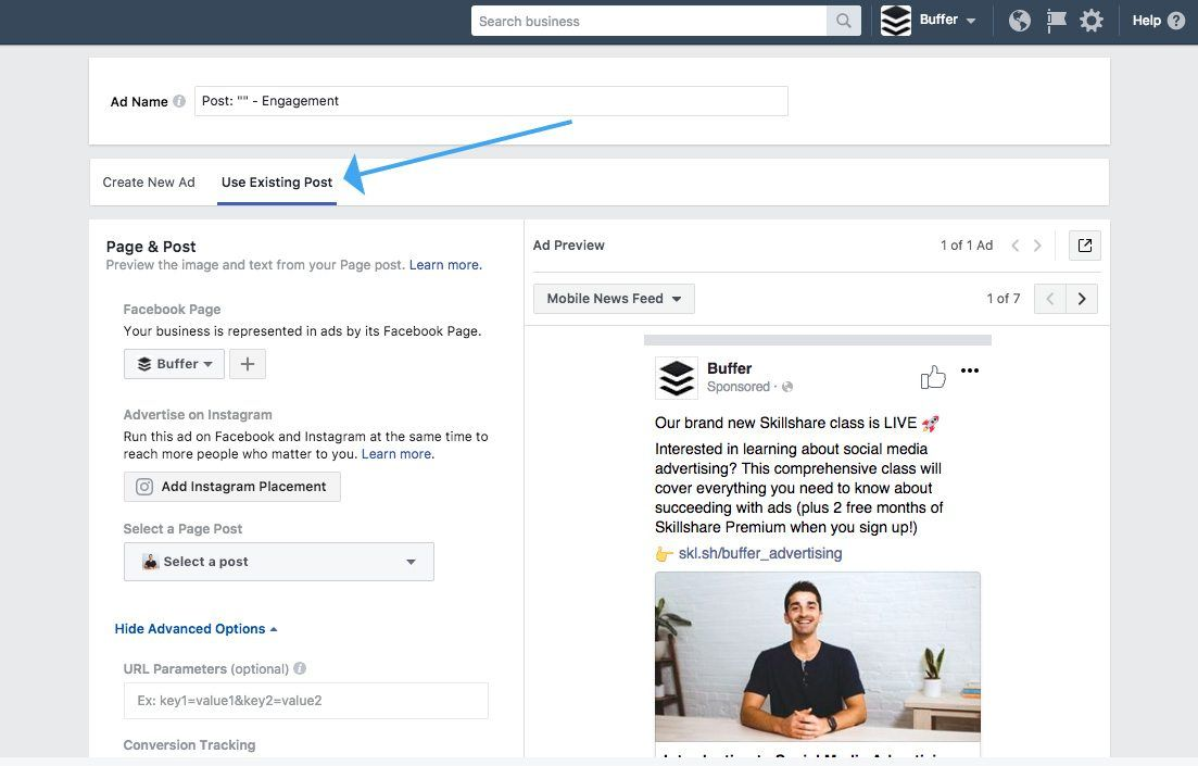 How to Boost a Post in Facebook Ads Manager
