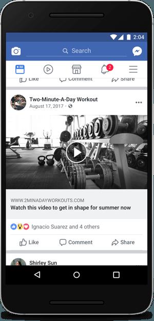Video clickbait example
