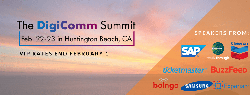 The DigiComm Summit