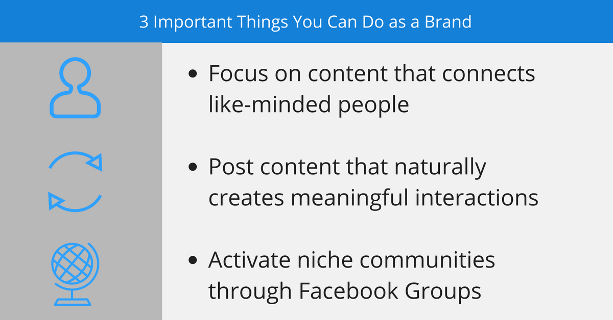 How Brands Can Succeed with the Facebook Algorithm