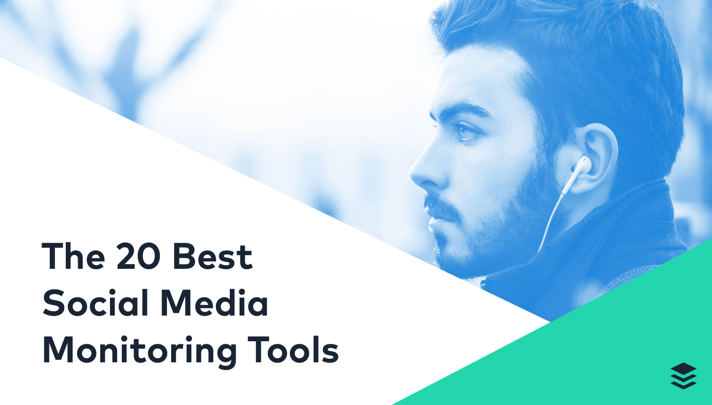 20 Best Social Media Monitoring Tools for Small and Medium Businesses